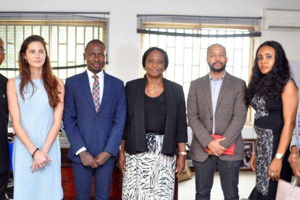 Edo State Government and IOM Strengthen Ties In The Fight Against Human Trafficking