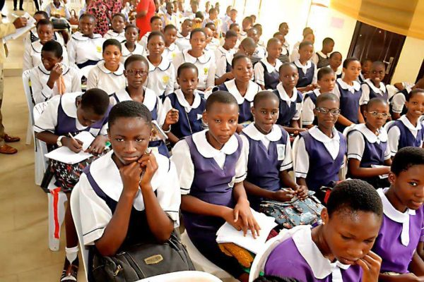 Workshop for Public and Primary School Students in Edo State