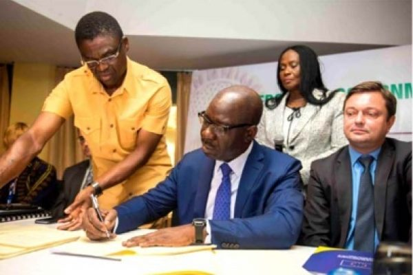His Excellency, Godwin Obaseki Inaugurates the Edo State Committee Against Human Trafficking