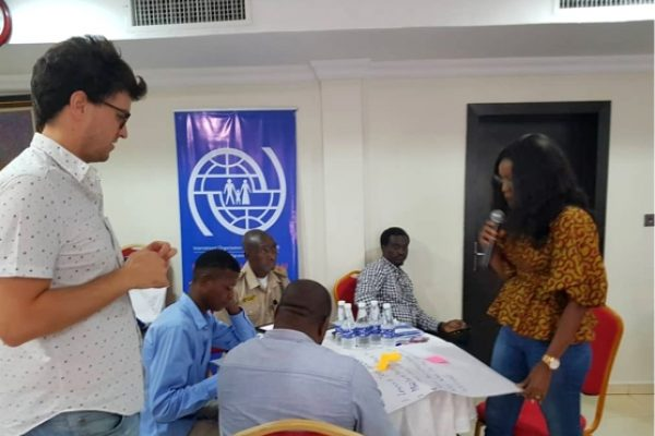 Communication Development Workshop, Organised by IOM